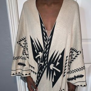 Tribal shawl